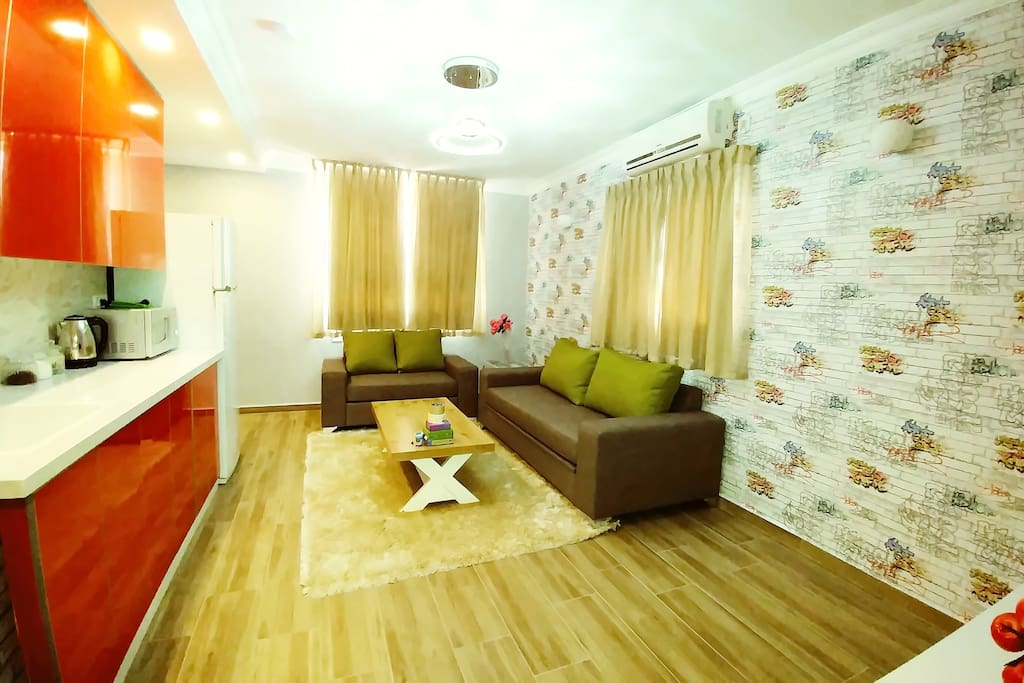 City apartments Eilat Luxury two bedroom apartment