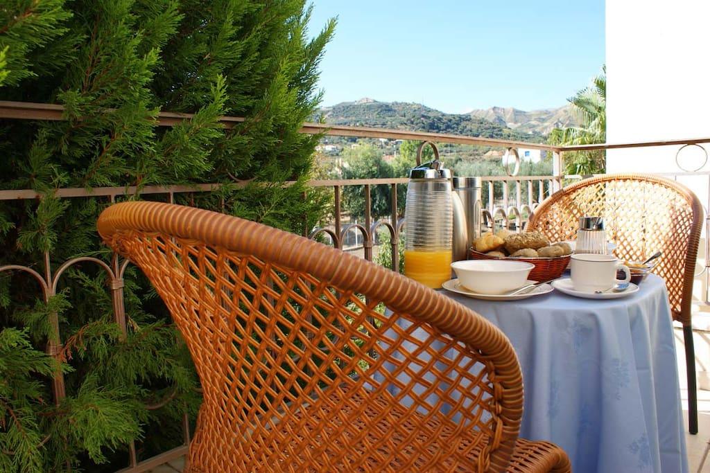 Μaisonette NEFELI (47m²) for 2-5 persons Balcony