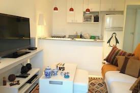 Picture of Sala, 2 suítes e cozinha americana