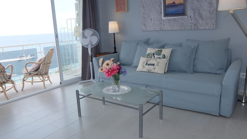 New Sofa cum double bed