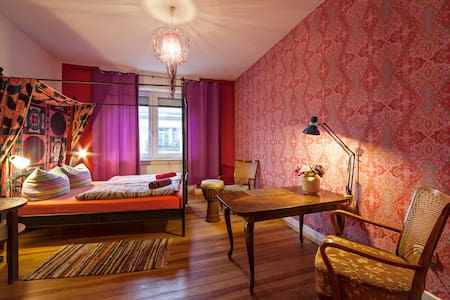 Nava's bed&breakfast: your own room - Καρλσρούη - Bed & Breakfast