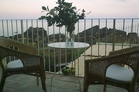 Two nice rooms for touch the sea. - Acireale - Huoneisto