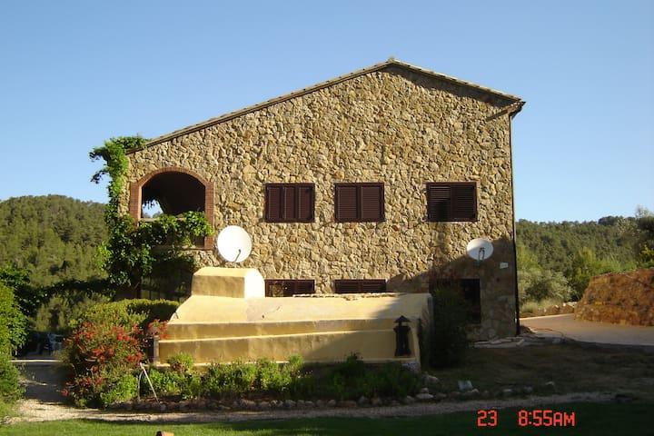 Finca Monte Cardo - Rasquera - Dom
