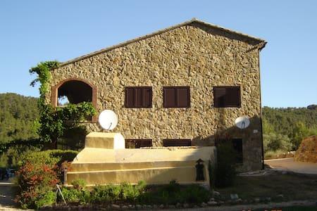 Finca Monte Cardo - Rasquera - Ház