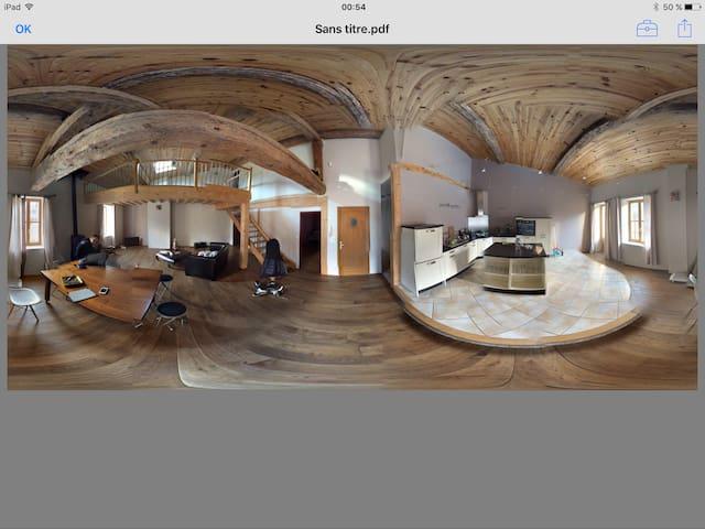 Loft rivière Drôme - Saillans - Loteng Studio