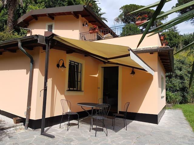 Villa a Santa Margherita Ligure, Portofino