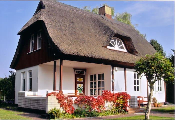 Ferienhaus an der Kastanie in Prerow/Darß - Prerow - Casa
