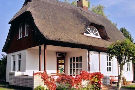 Ferienhaus an der Kastanie in Prerow/Darß - Prerow - 獨棟