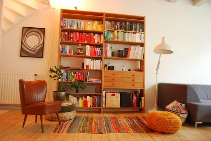 Uniek appartement midden in Breda - Breda