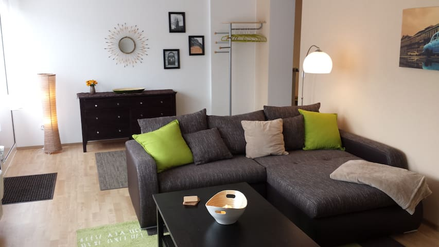 Gemütliches Apartment Kirchberg - privat and cozy - Kaiserslautern - Lägenhet
