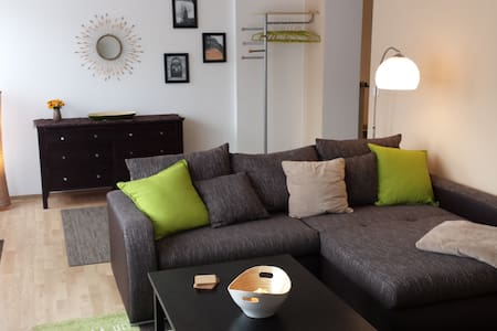 Gemütliches Apartment Kirchberg - privat and cozy - Kaiserslautern - Huoneisto