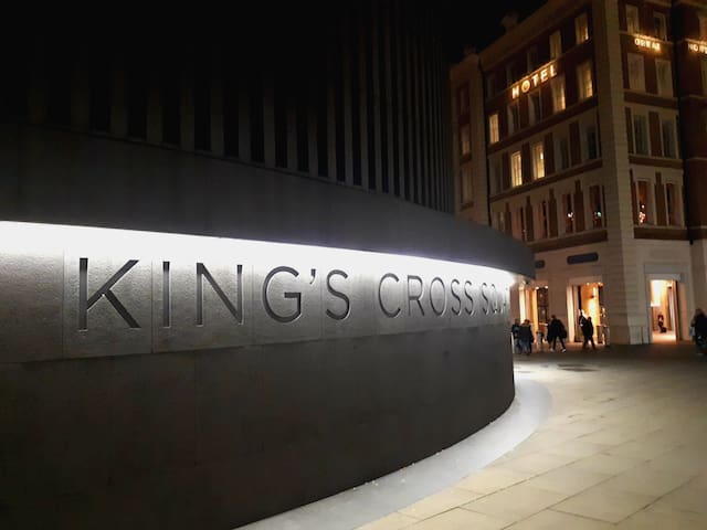 Kings Cross 2 St Pancrss very closed !EXCLUSIVE !