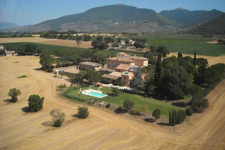 apartments in a country house near to Spoleto 817 - 斯波莱托 - 公寓
