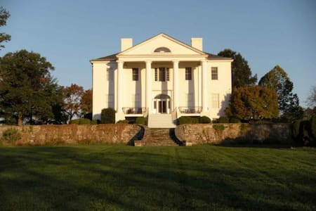 "Historic Mansion ""Clifton"" - Berryville"