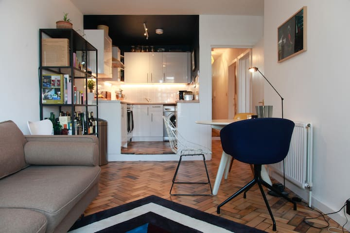Stylish Room London Zone 2 Brockley - London - Apartemen