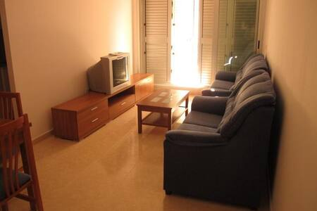 3 bedroom apartment, beach Moncofar