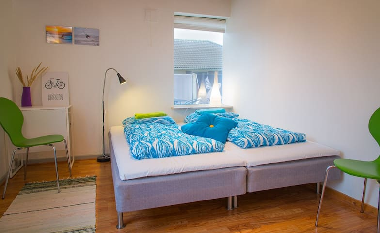 SEA LOVER'S Place - room FLAT - Hvide Sande - Hus