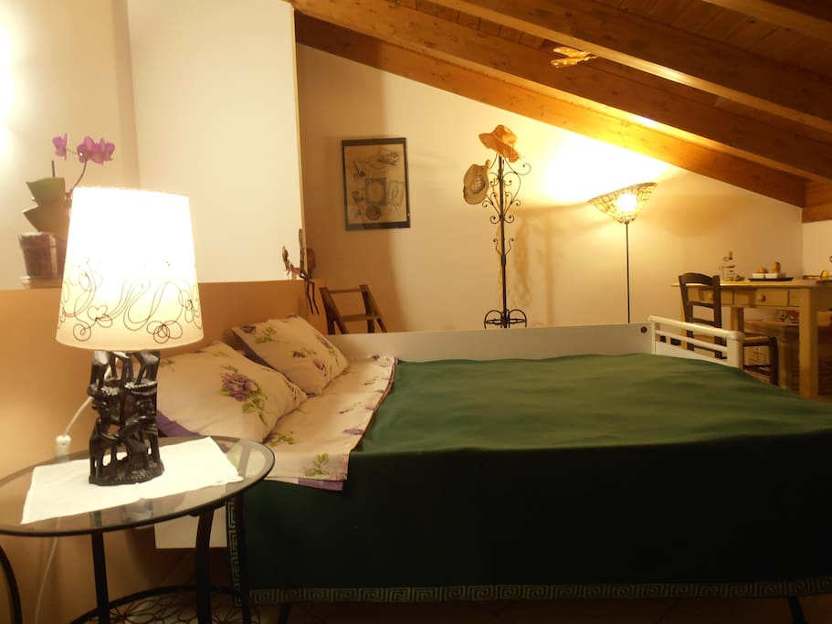 Nice Attic In Quite Country Houses For Rent In