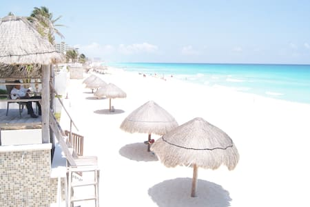 Air Conditioned Apartment in the heart of Cancun - Cancún - Apartment