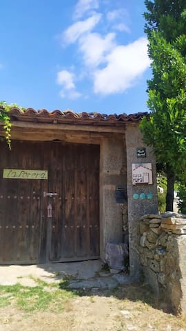 """Casa Rural """"La Perera"""" en los Arribes del Duero."""