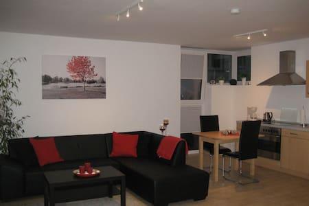 Schöne 65qm Wohnung in Wilnsdorf OT Rudersdorf - Lejlighed