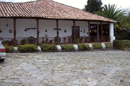Linda Casona Colonial en Boyaca  - Sotaquira - Дом