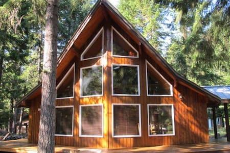 Mountain Cabin Near Mt Rainier - Greenwater - House