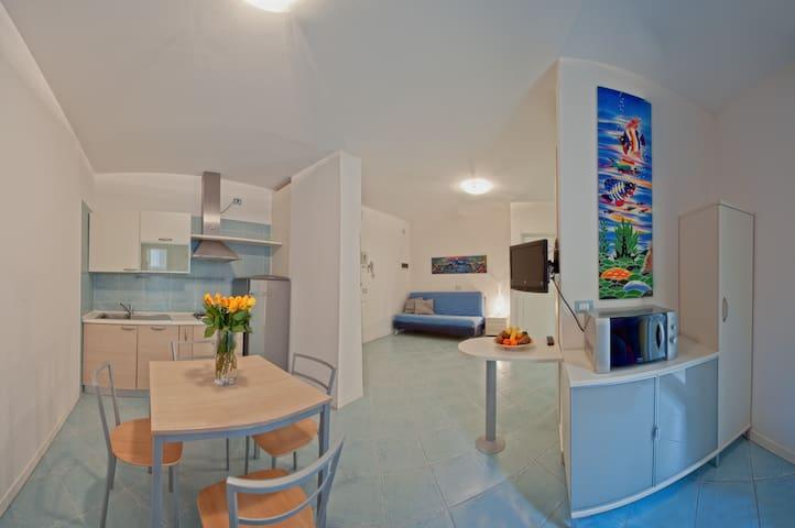 APPARTAMENTO MONOLOCALE INT.1 - Gabicce Mare - Apartment