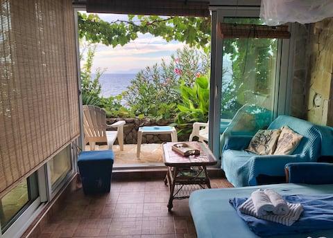 ❤ DREAMSEA House w/ Patio, Garden & 5m to SEA ❤