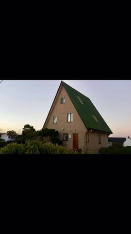 Charming A frame home with seaviews - Struis Bay - Haus