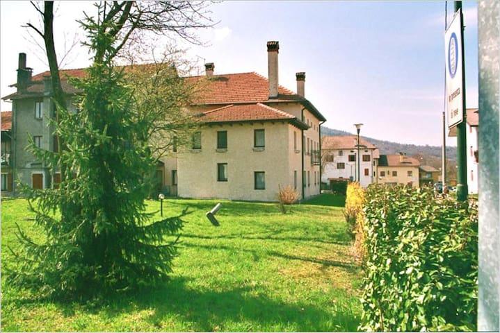 Cottage nelle montagne bellunesi - Sant'Antonio Tortal