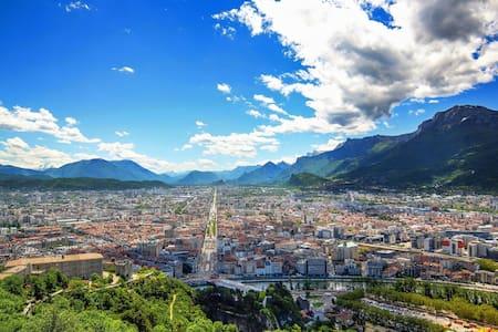 Hyper centre - Victor Hugo - Cosy & Lumineux - Grenoble