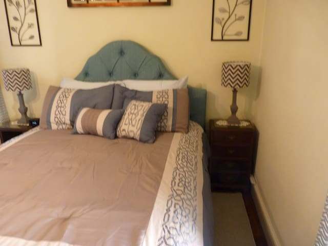 Elegant Guest Suite in our beautiful Victorian!