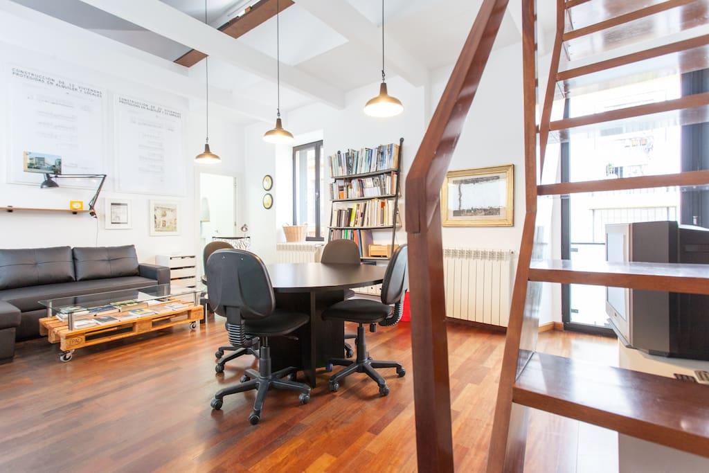 Apartamento loft en casco historico lofts en alquiler en - Loft en sevilla ...