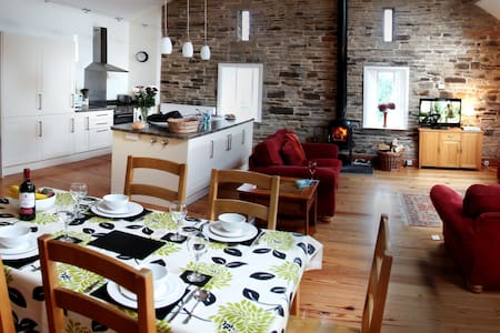 Crabtree Barn, peaceful luxury! - Scammonden, Halifax - Rumah