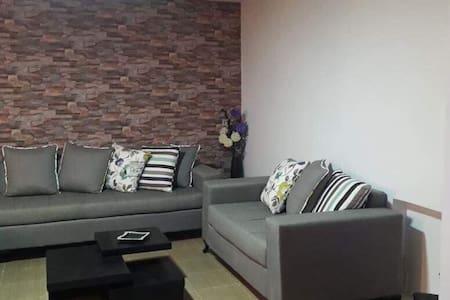 étage villa nouvellement construit -gabès