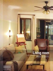 Cool apartment location/开发区万国宫馆 - Dalian - Apartment