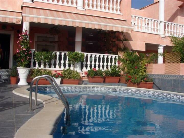 Villa with private pool&seaview