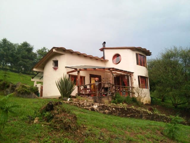 Casa de campo en Xico Veracruz