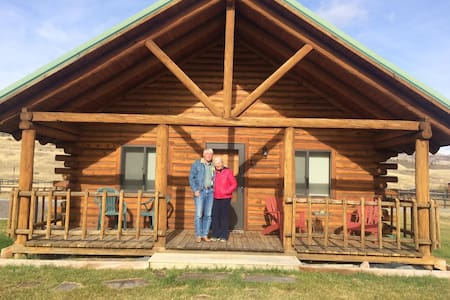 Yellowstone Country Cabins - Elk Cabin - Emigrant - Chatka