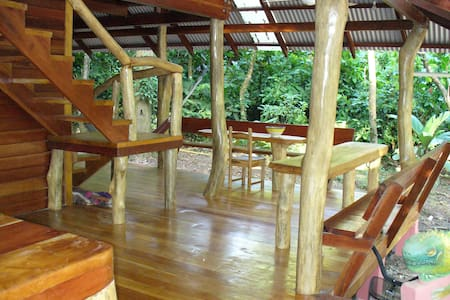 Jungle Home near the beach - Manzanillo - Hus