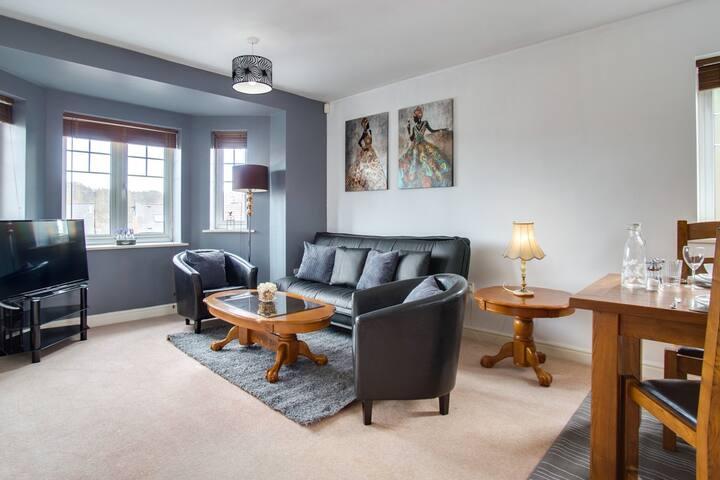 stay central - Selly Park - Birmingham - Apartemen