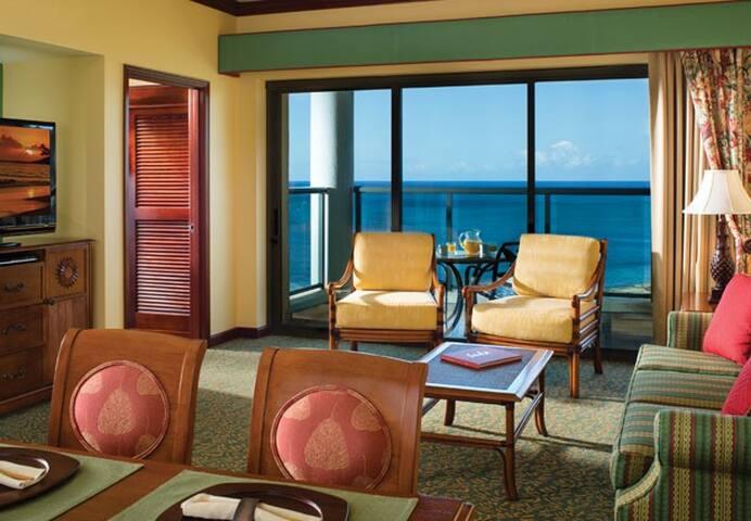 Marriott Beach Resort on Ko Olina 5/21-28/2017