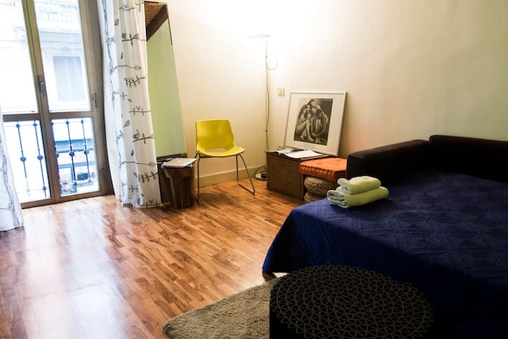 Elegant and comfortable room in Milan center