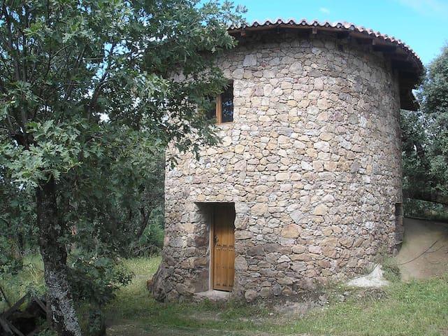 Torreón en el valle del Tiétar - Casavieja - Chalet