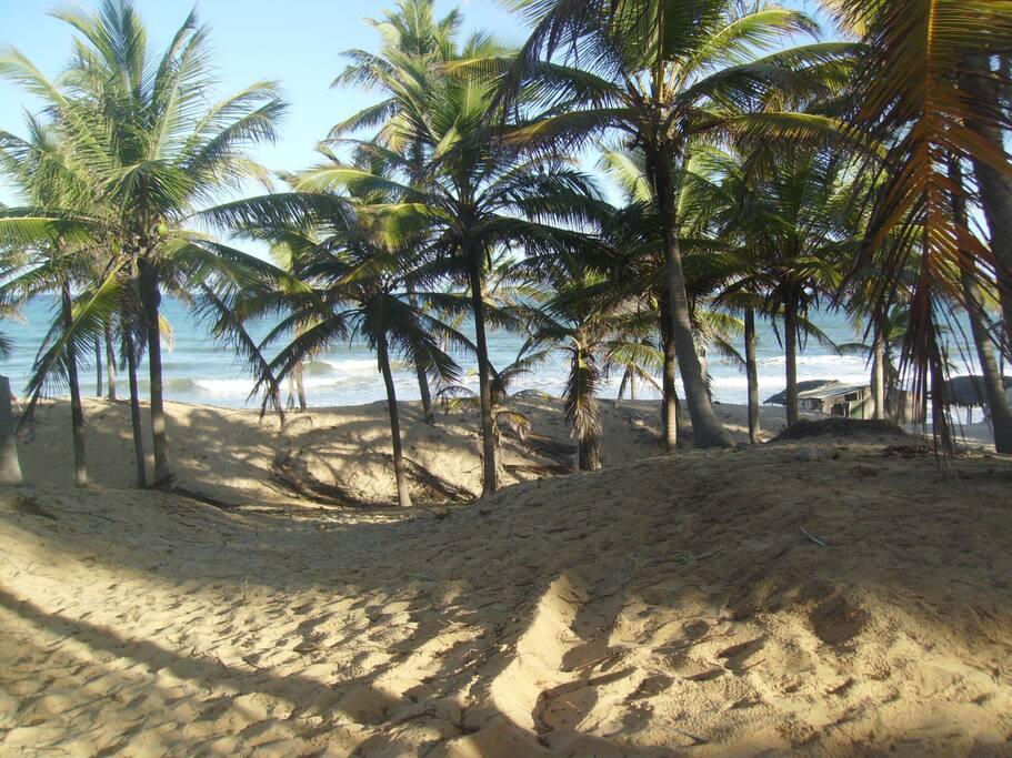 Playa maravillosa...aguas cálidas y limpias...
