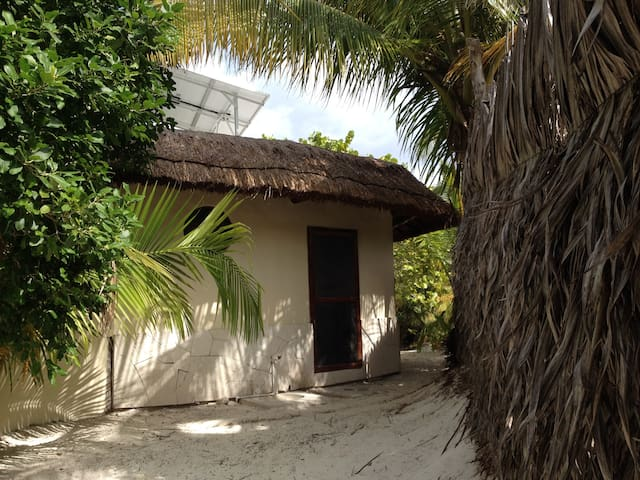 Guest House in Nature Preserve - Boca Paila - Huis