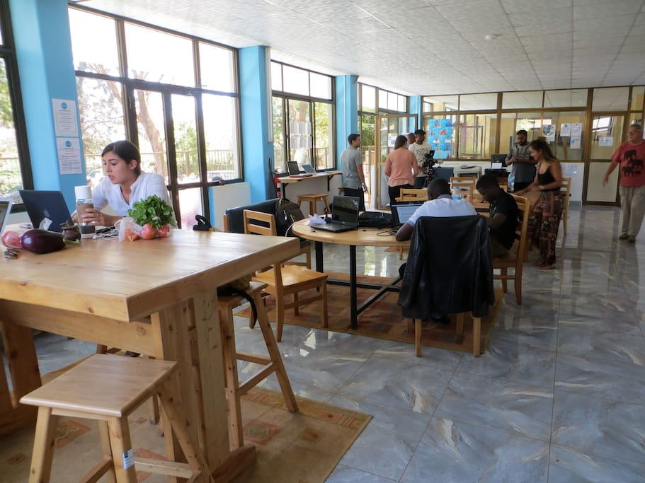 Kili Hub Co-Working Space