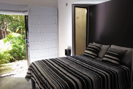 Green Sanctuary Guiones Beach 2Room - Szoba reggelivel