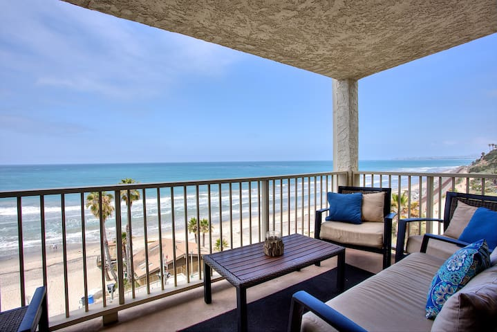 Closest to Sand in SC Pier Bowl! - San Clemente - Apartment